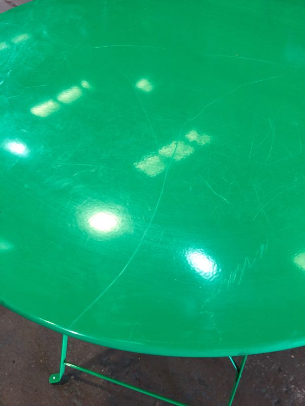 Used Green Bistro Sets