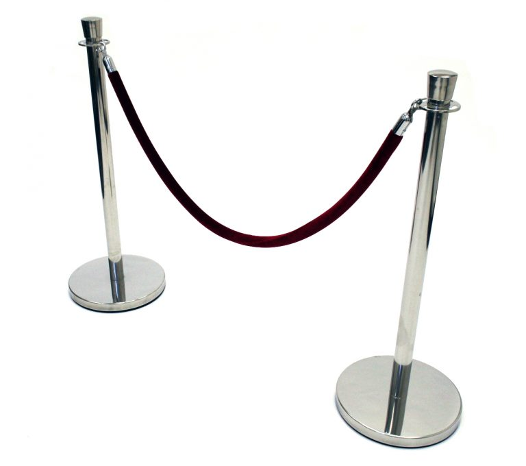LG-9-C Crown Top Barrier Posts - BE Furniture Sales