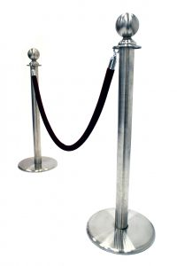 Barrier Posts - BE Event Hire