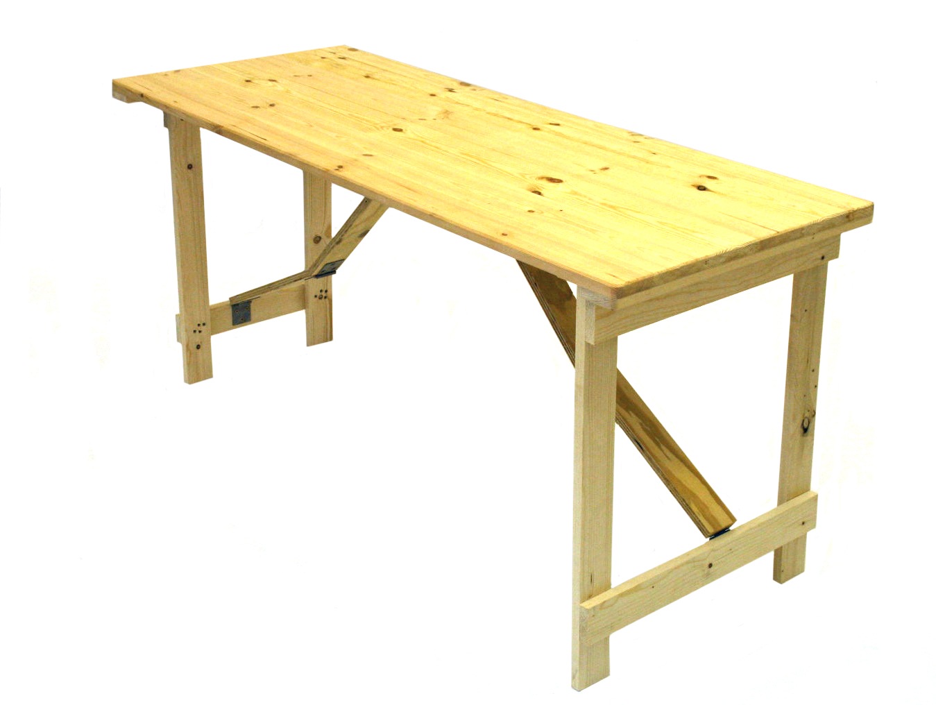 Wooden Trestle Tables Event Functions Home Be Furniture Sales
