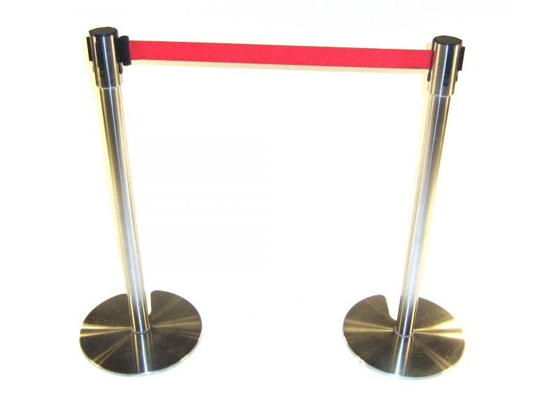 Stretch Barrier (Red) - BE Furniture Sales