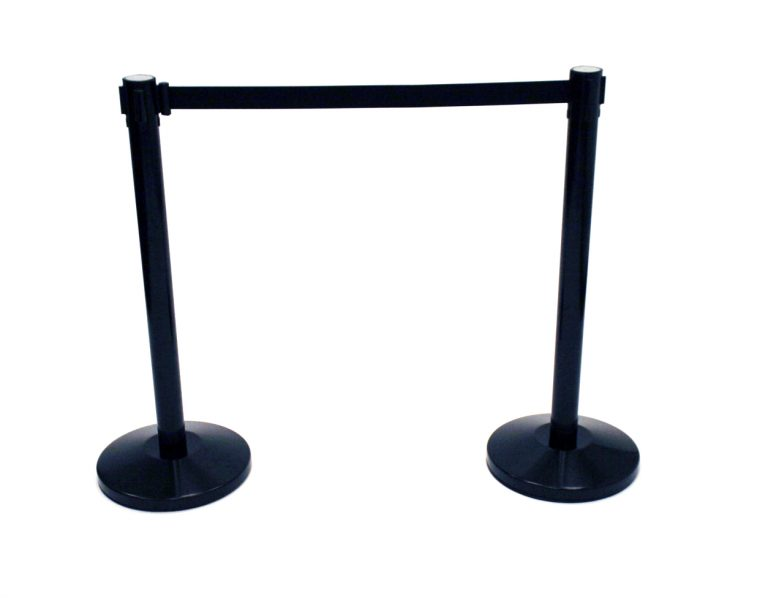 Black Stretch Barrier - BE Furniture Sales
