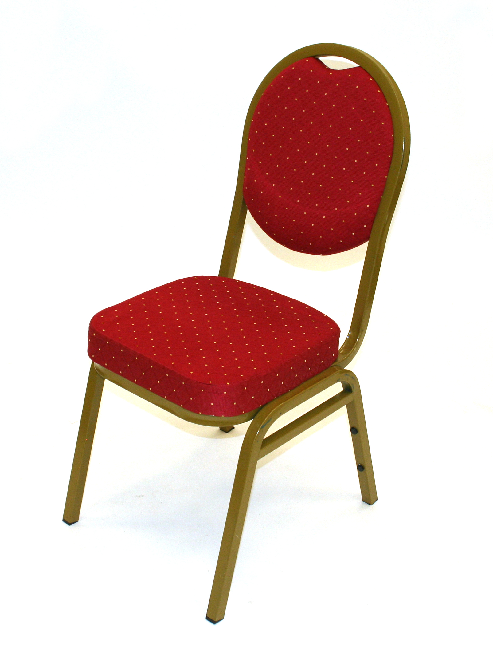 Ex Hire Used Clearance cheap Red Banquet Chair - BE Event Hire