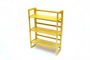 Stacking Wooden Bookshelves - BE Event Hire