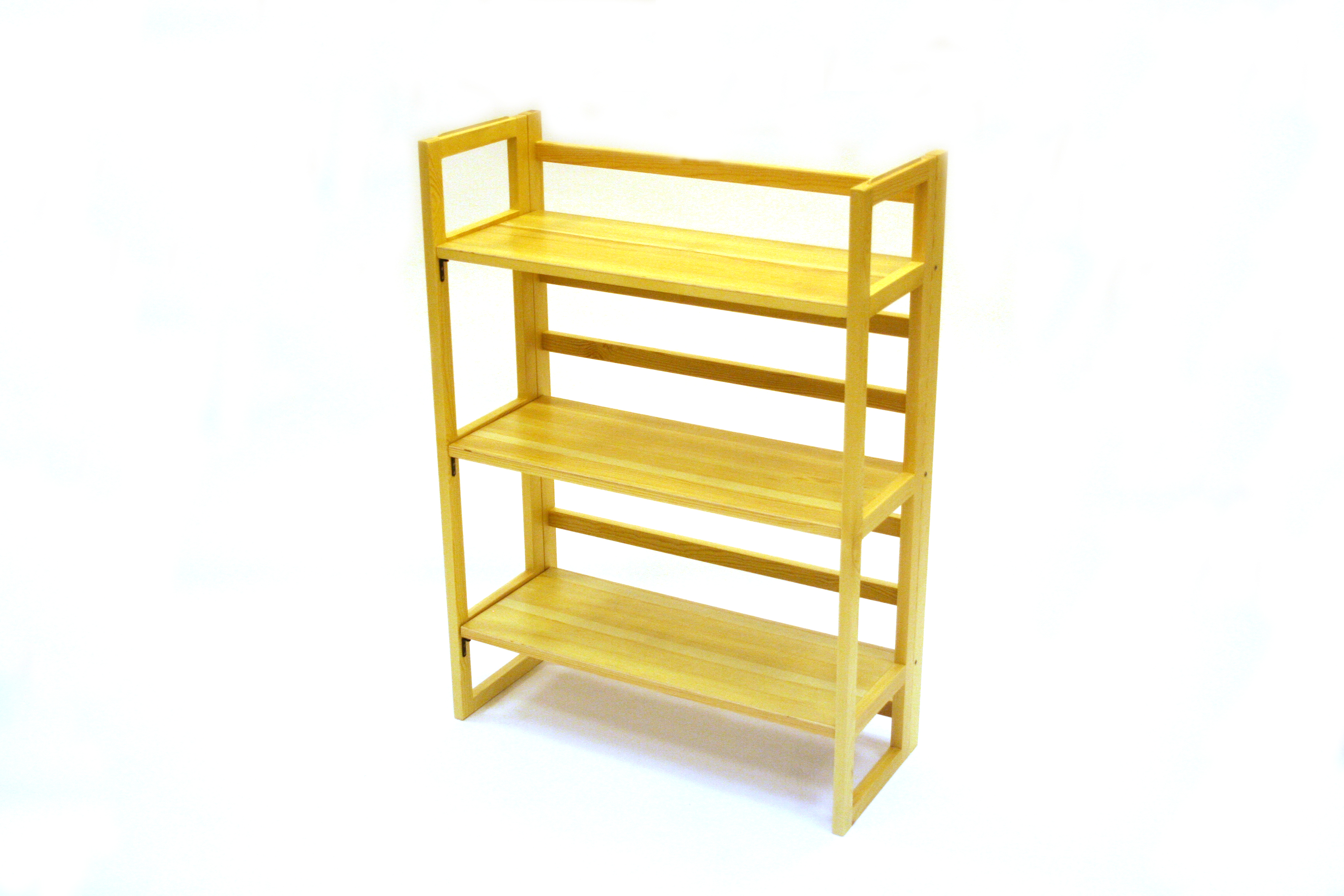Stacking Wooden Bookshelves - BE Furniture Sales