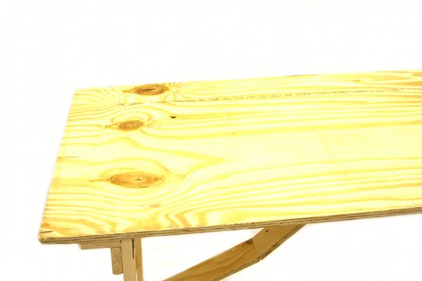 Ply Wooden Table