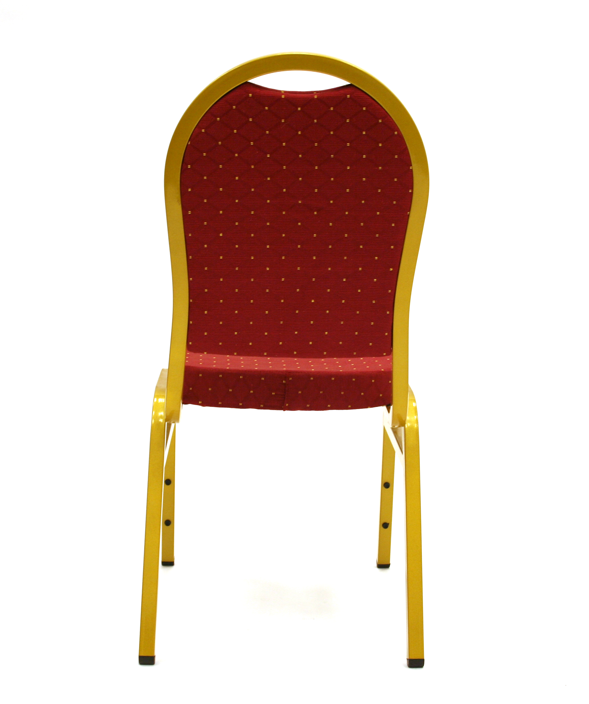 Red Conference Banquet Chair - BE Event Hire