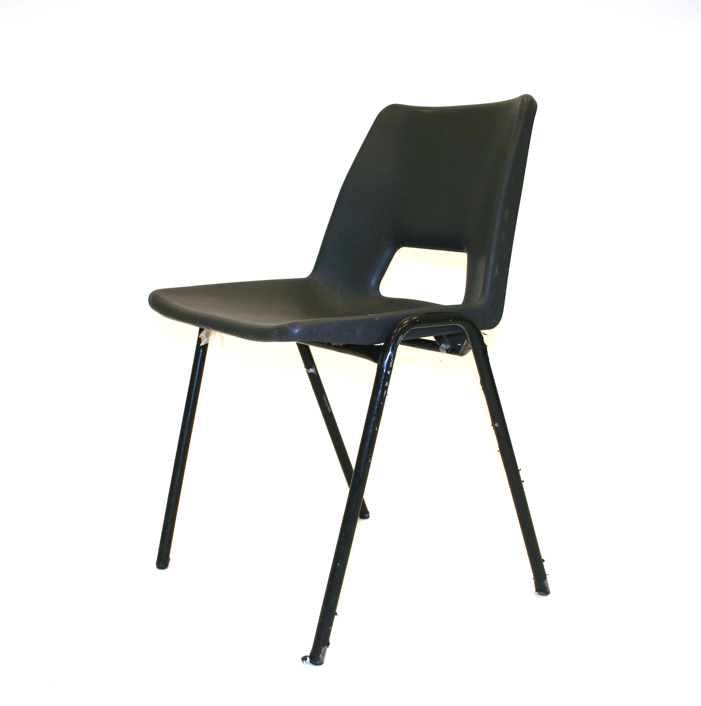 Buy Second Hand Plastic Stacking Chair