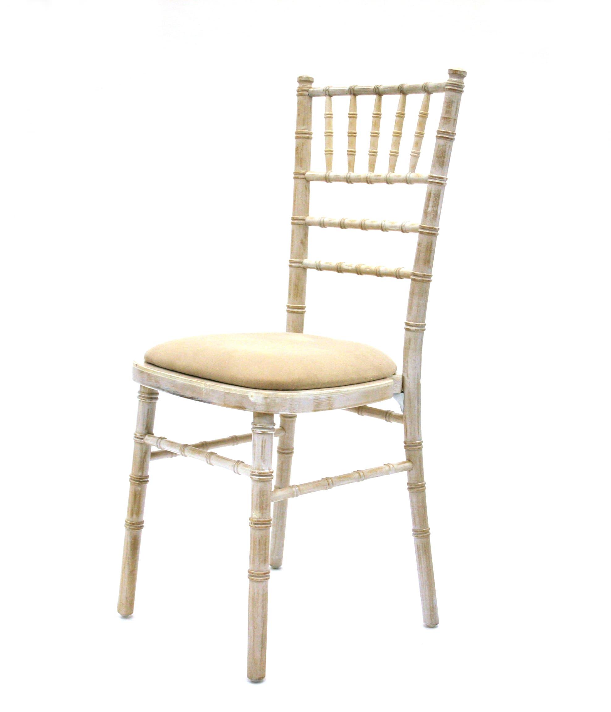 Limewash Chiavari Chairs - BE Furniture Sales