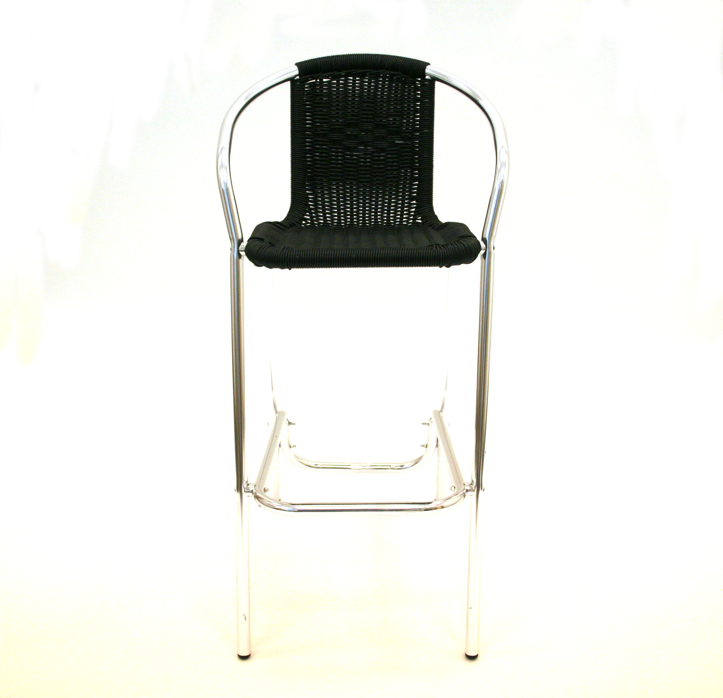 Black Rattan Bar Stool Cafes Events Home Be