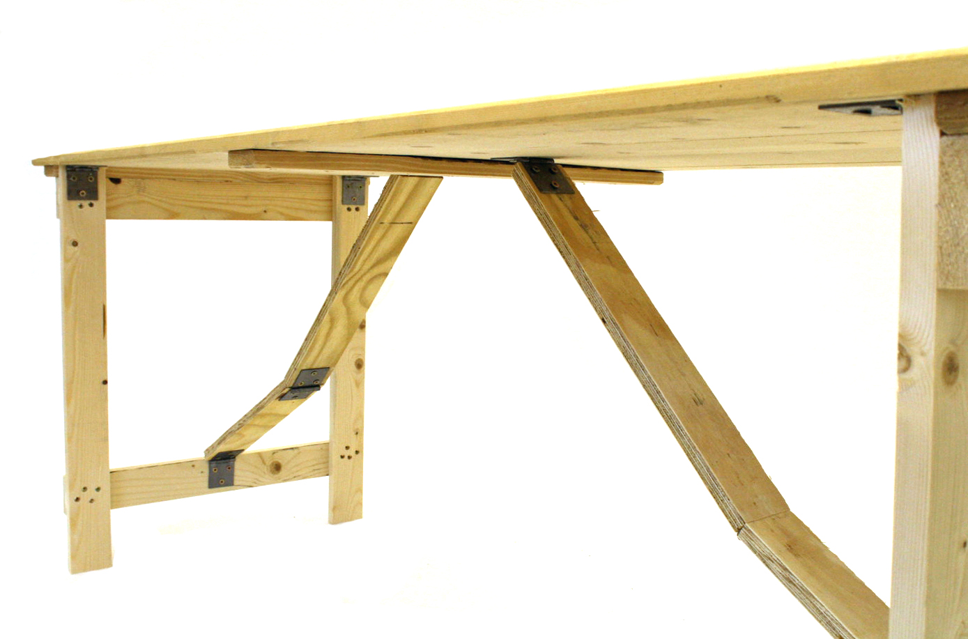 Wooden Trestle Table 6 By 2 Be Furniture Sales