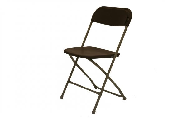 Brown Samsonite Folding Chair - Event & Exhibition - BE Furniture Sales