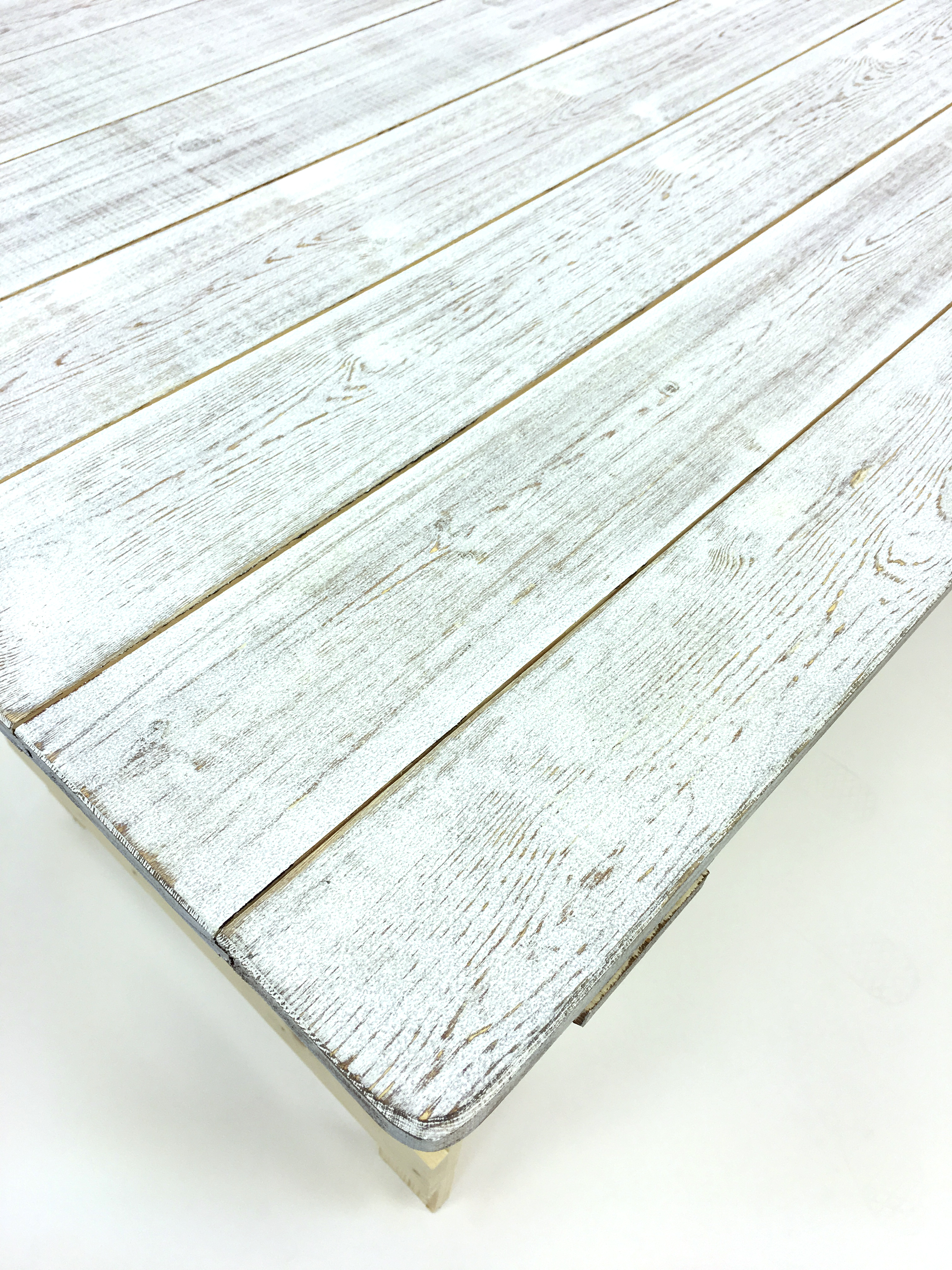 Distressed Tables Close Up - BE Furniture Sales