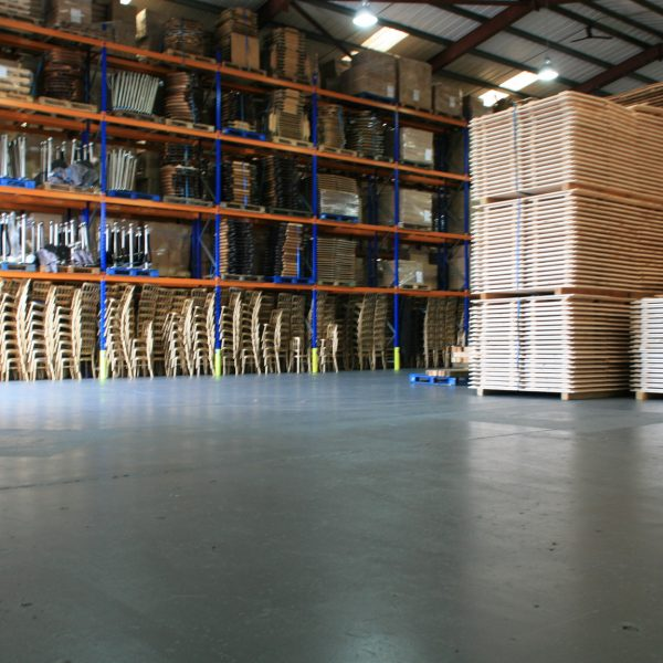 BE Furniture Sales Warehouse in Leicestershire