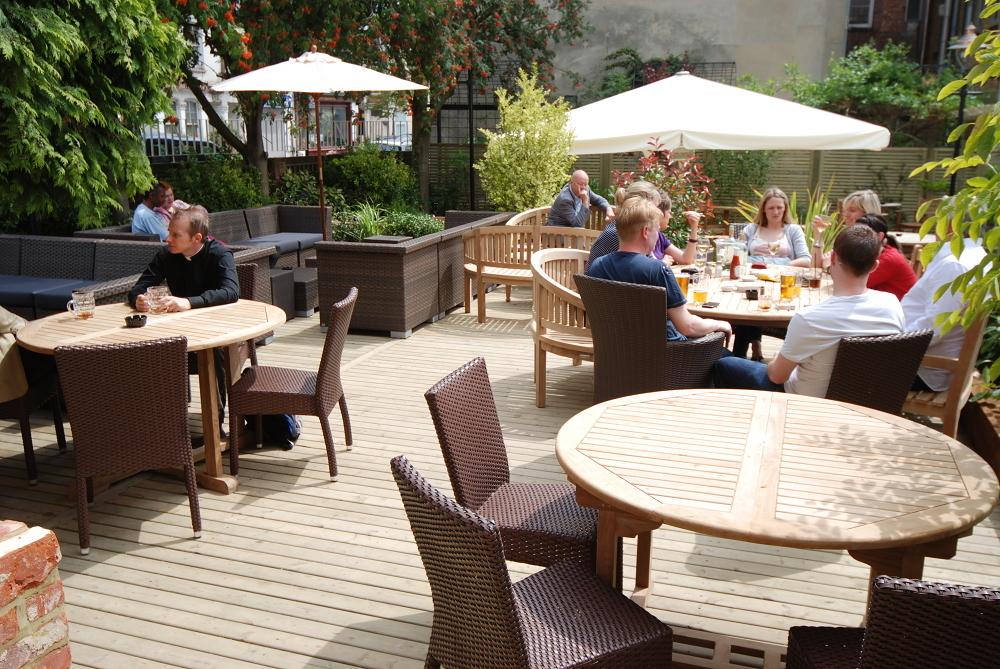 Garden Cafe Seating - BE Furniture Sales