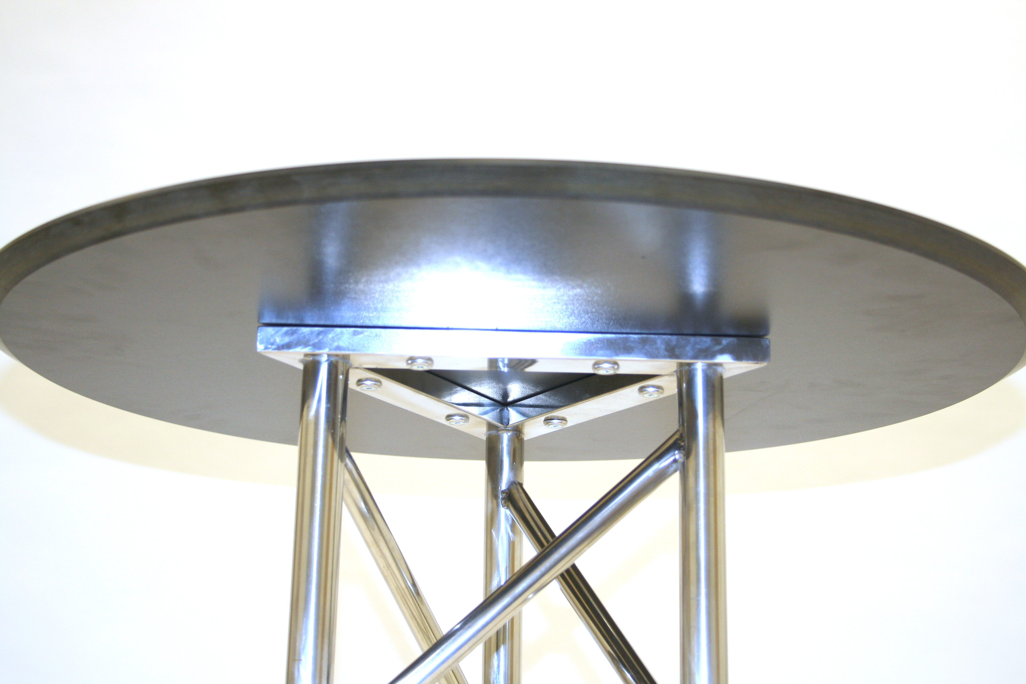 Underside of Chatsworth High Table for Sale - BE Furniture Sales