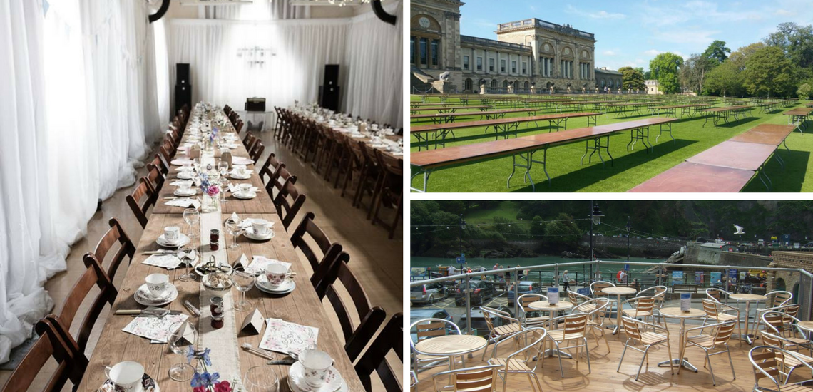 Commercial Tables to Buy in the Midlands for Cafe's, Restaurants & Hotels - BE Furniture Sales