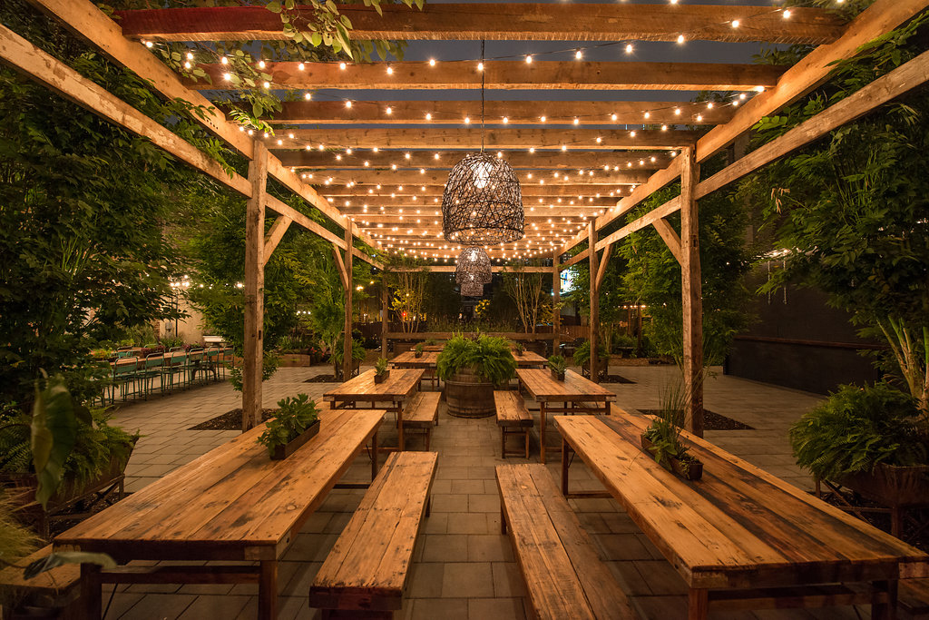 Beer Garden Design Ideas and Tips - BE Furniture Sales on Outdoor Patio Design Ideas id=48361