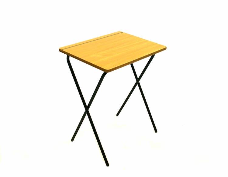 Folding Exam Desks / Home Desks - BE Furniture Sales