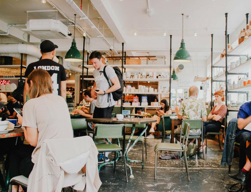 Restaurant & Cafe Design Trends Seating - BE Furniture Sales