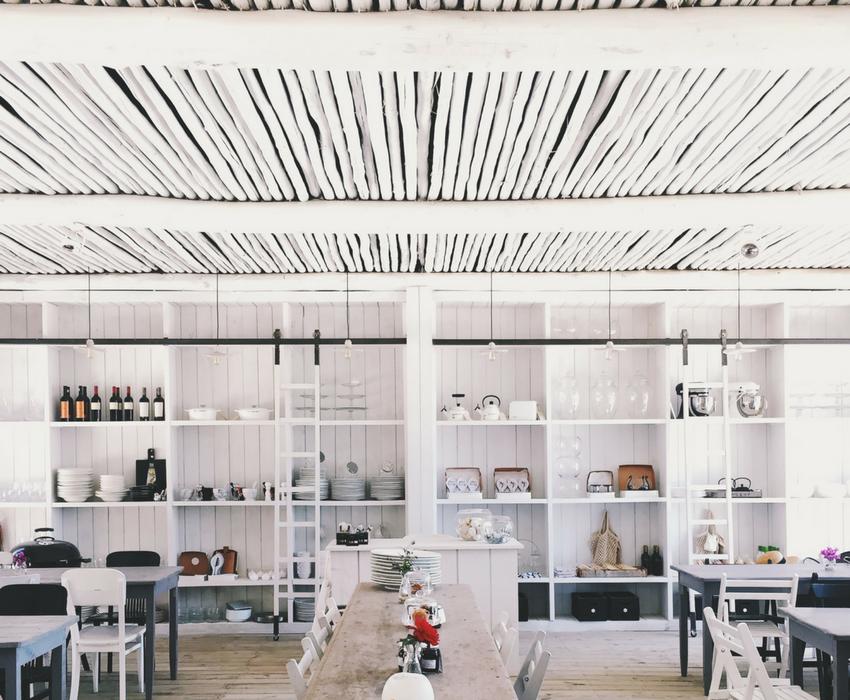 Restaurant and café design trends for be furniture