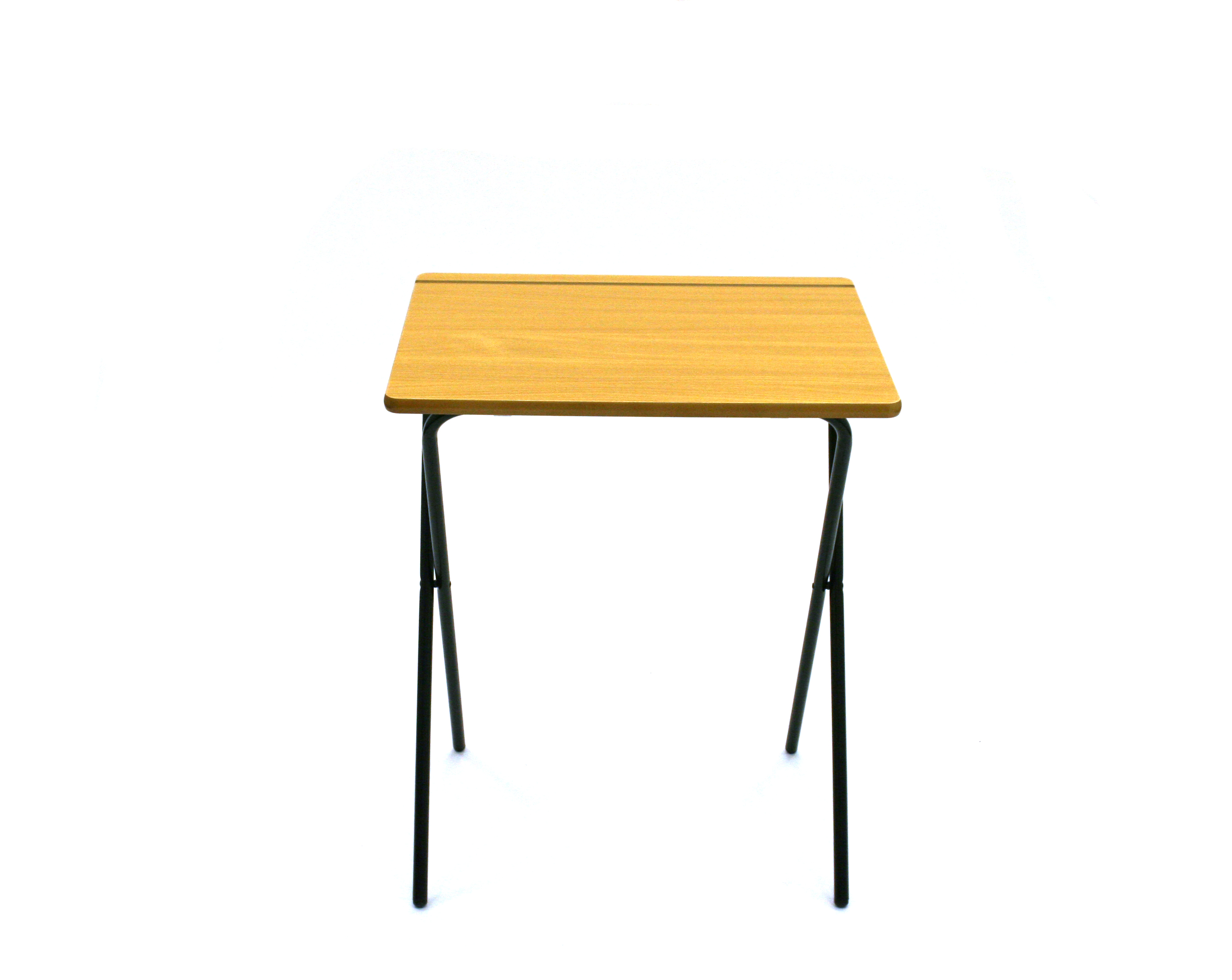 Folding Exam Desk Full Image - BE Furniture Sales