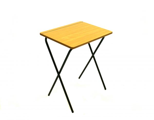 Folding Exam Desks - Wooden Exam Desks - BE Furniture Sales
