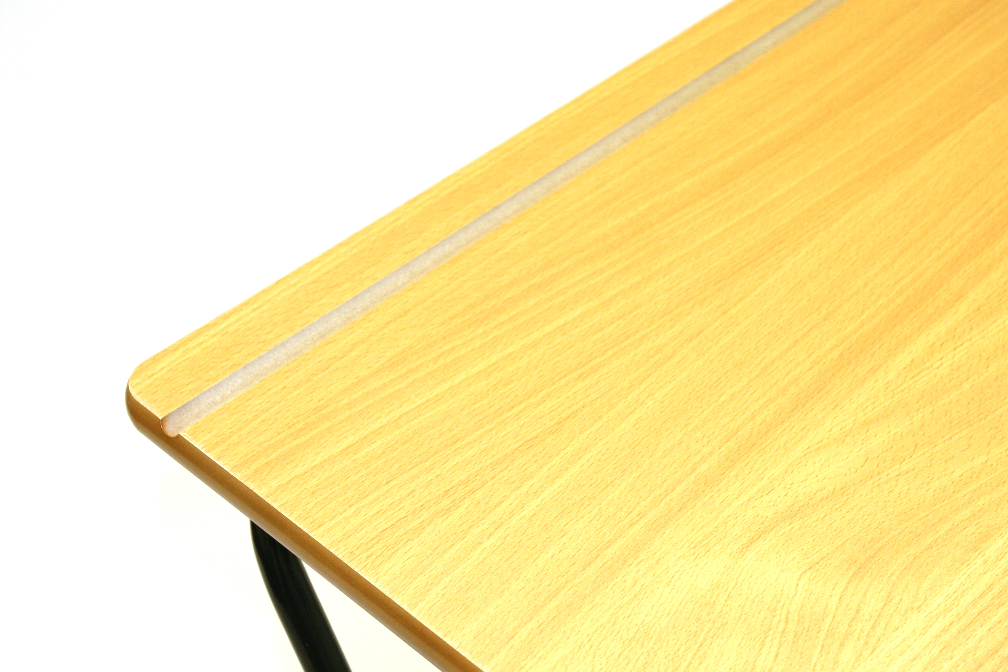 Close up of Folding Exam Desk - BE Furniture Sales