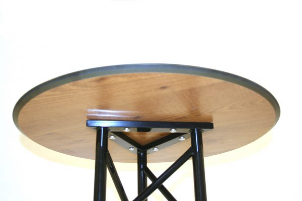 Underside of Sandringham High Table / Poseur Table for Sale - BE Furniture Sales
