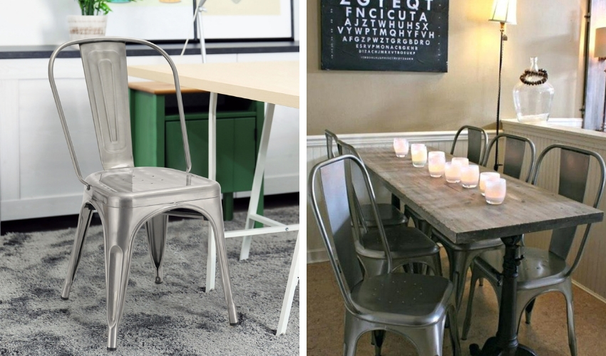 Tolix Tables and Chairs for Cafes, Restaurants and Bistros - BE Furniture Sales