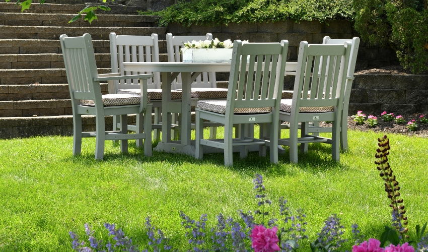 How to Protect, Store and Maintain Wooden Garden Furniture - BE Furniture Sales