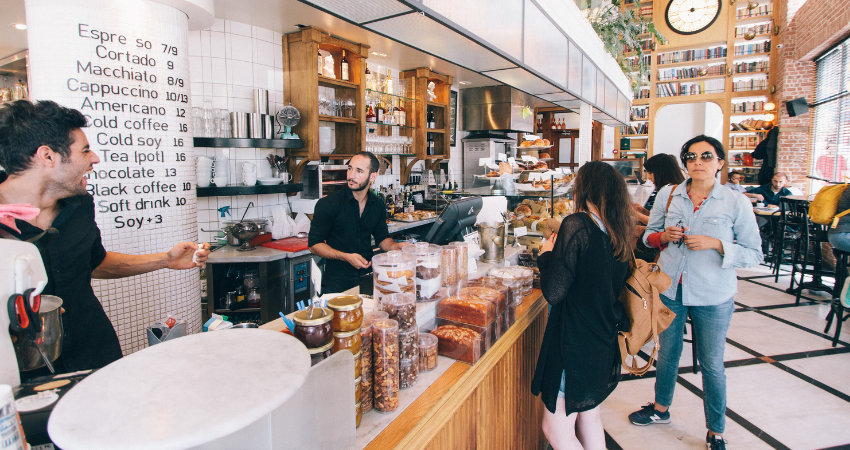 Cafe's and Coffee Culture Provides the Space for Sociability - BE Furniture Sales