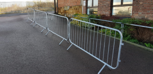 Metal Fencing / Crowd Barriers