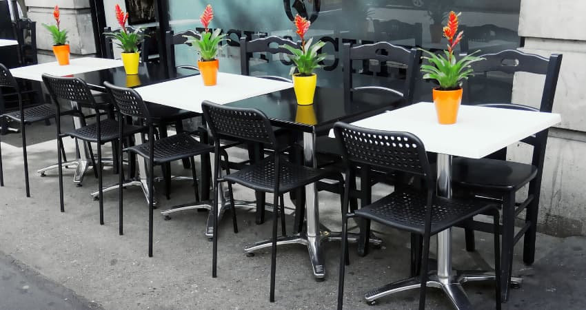 Choosing Cafe and Bistro Furniture - BE Furniture Sales