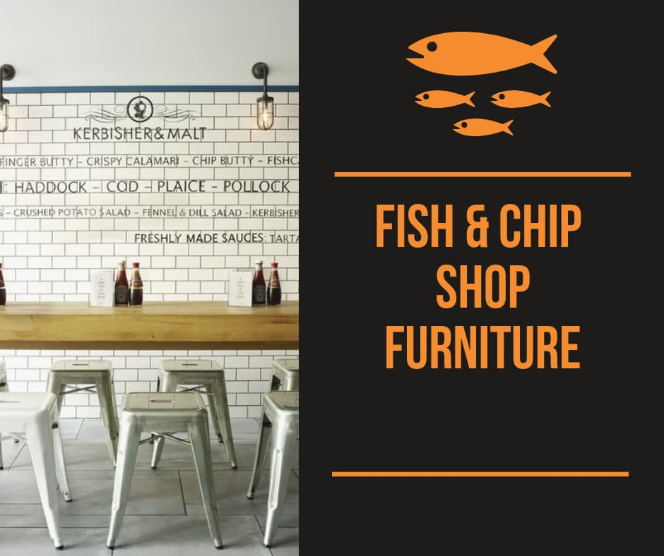 Fish & Chip Shop Tables and Chairs Buying Guide - BE Furniture Sales