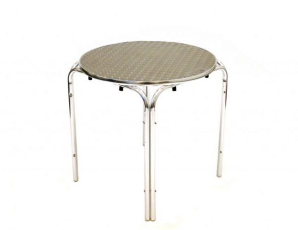 Aluminium Bistro Tables Available to Buy from BE Furniture Sales