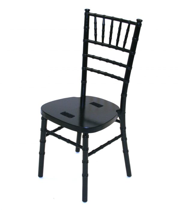 Black Chivari Chair - Weddings, Functions, Events - BE Furniture Sales