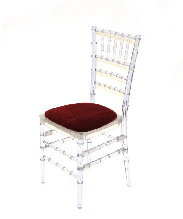 Crystal Chivari Chair - Weddings, Functions, Events - BE Furniture Sales