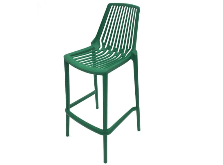 Green Porto Bar Stools - BE Furniture Sales