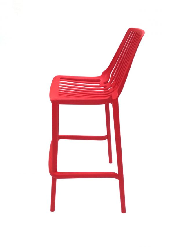 Red Porto Bar Stools