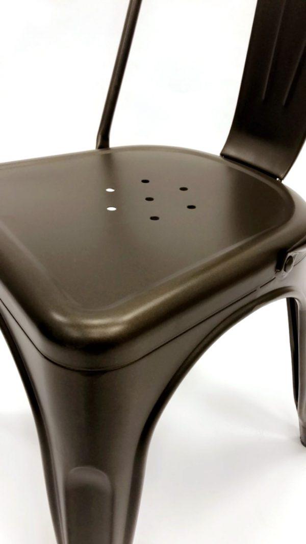 Bronze Tolix Chairs