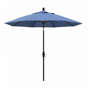 Sapphire Blue Parasol