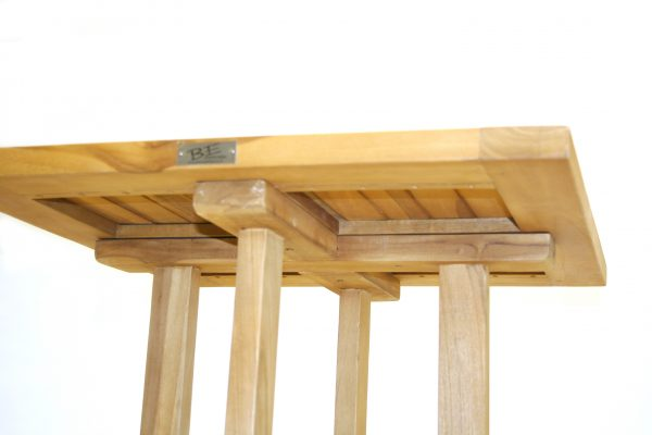 Teak High Table