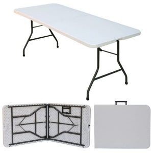 Plastic Trestle Tables