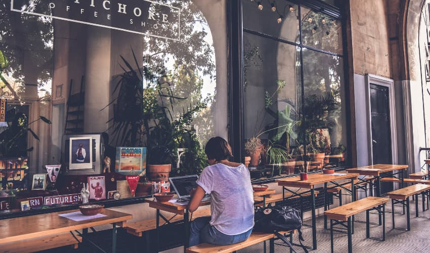 Turn Your Coffee Shop Customer into Regular Customers - BE Furniture Sales