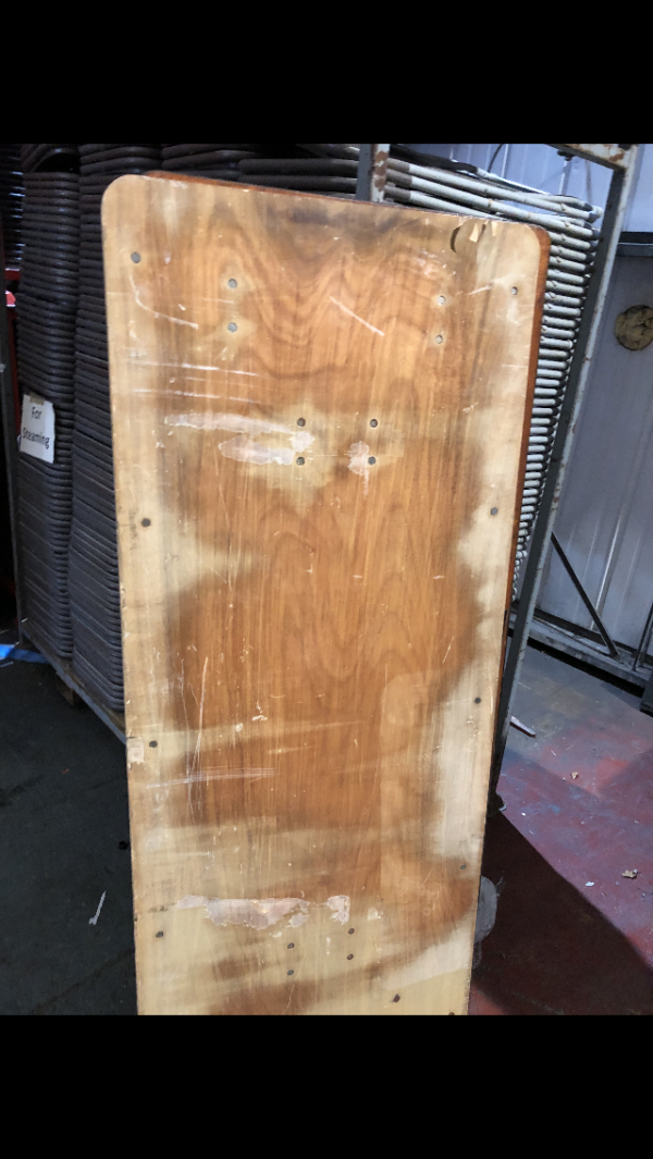 Used Varnished Tables