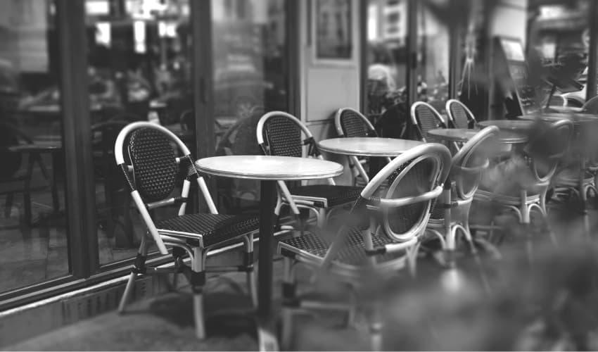 cafe - bistro - fast food restaurant furniture leicester - BE Furniture Sales