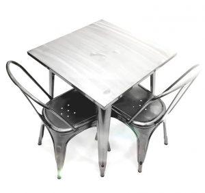 Aluminium Bistro Set