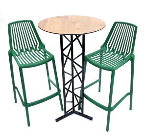 Green Stool Set