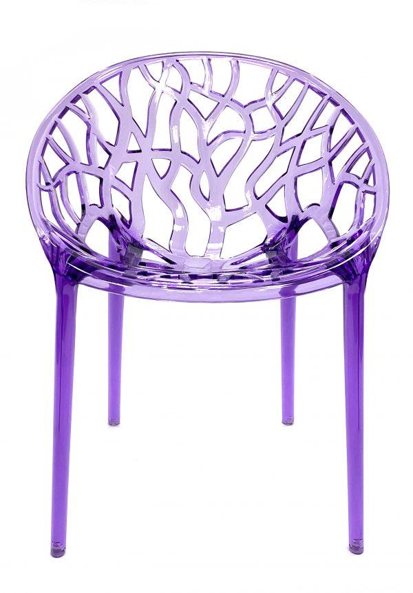 Purple Tree Chairs